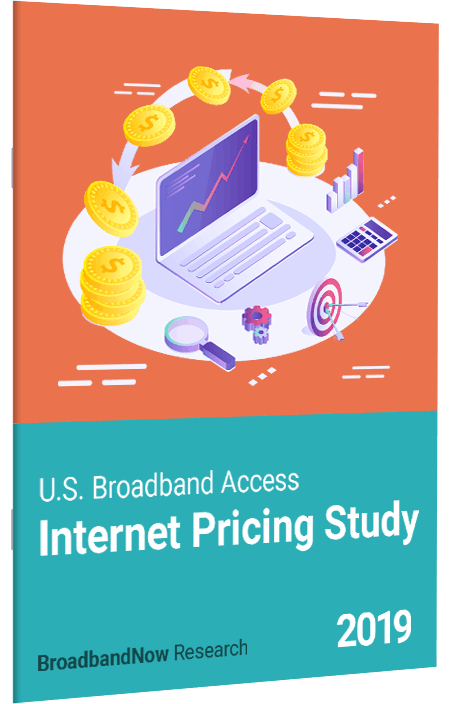 Digital divide: broadband pricing by state, zip code, and income level
