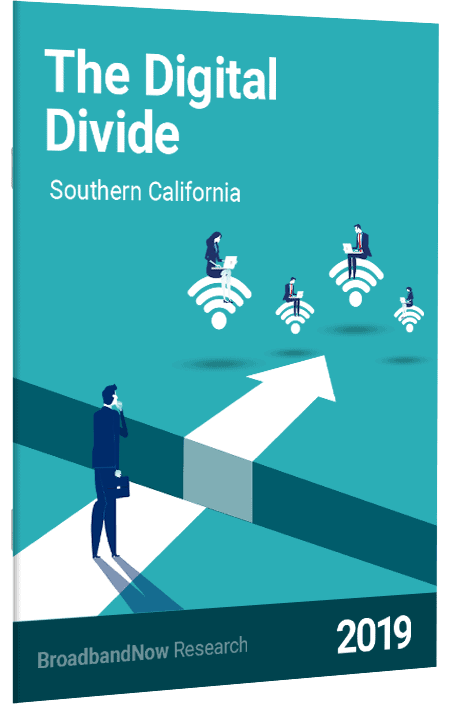 The Digital Divide in Southern California (Interactive Maps) - 2019