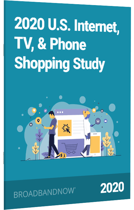 2020 U.S. Internet, TV, & Phone Shopping Study