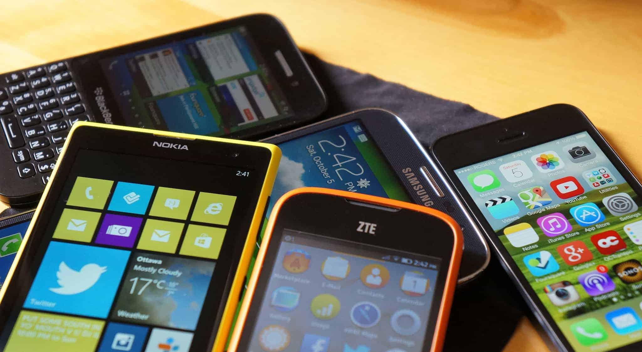 Smartphone Usage Stats