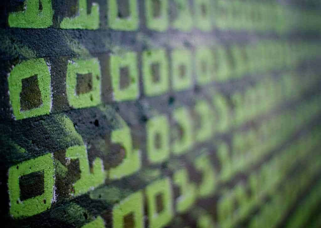 Bits and bytes: the building blocks of everything on the Internet.