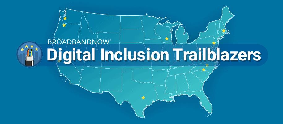 2019 Digital Inclusion Trailblazers: Leading Cities