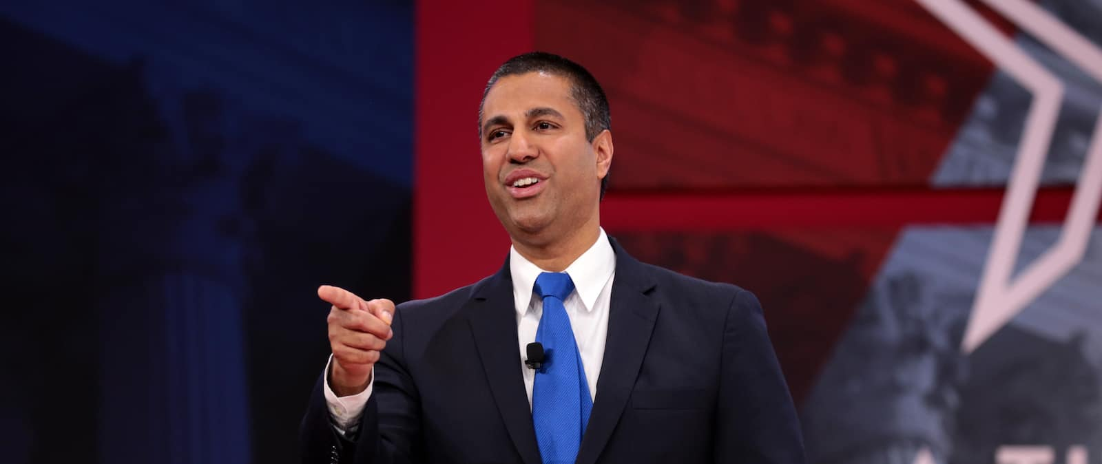 Ajit Pai Defends Right-Wing YouTubers PragerU and AT&T on FCC Blog