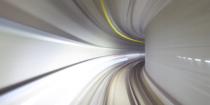 Fiber Light Connection Visualization