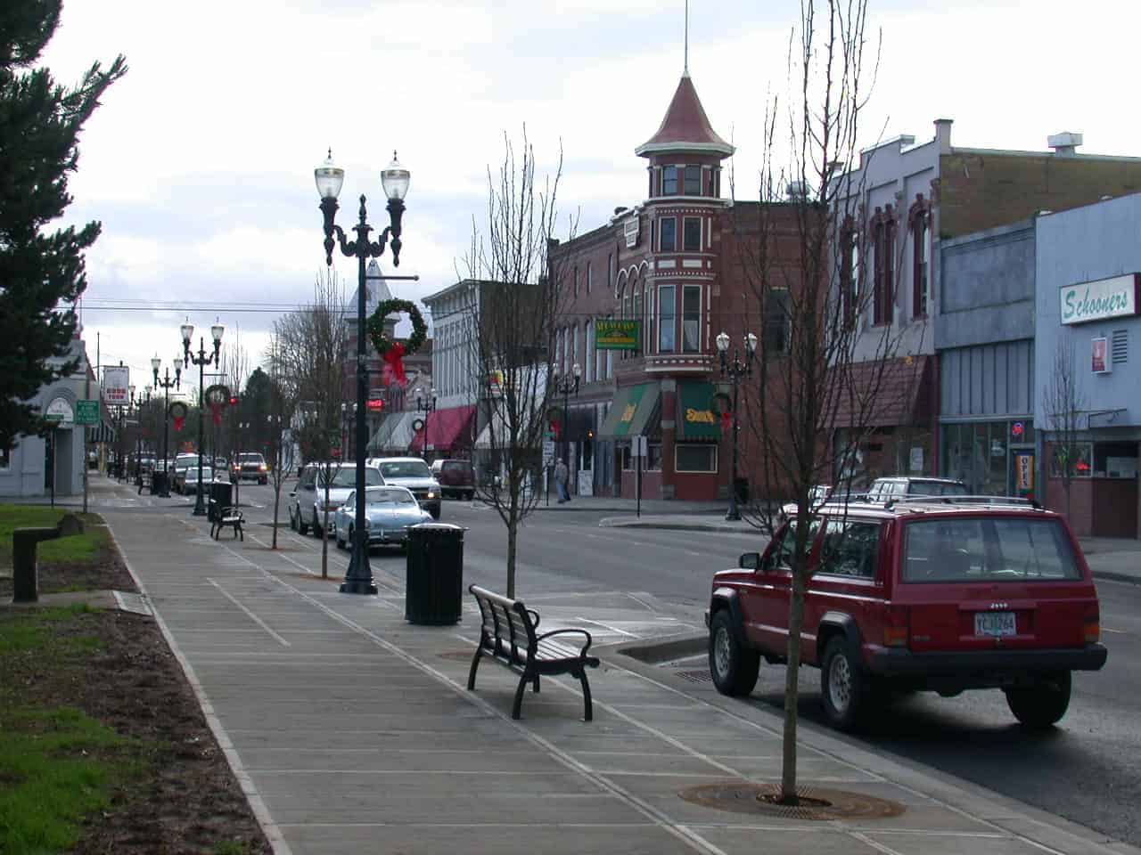 Independence, OR is one of hundreds of towns to implement community broadband to residents in need.
