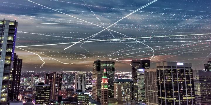 Invisible Network Visualization