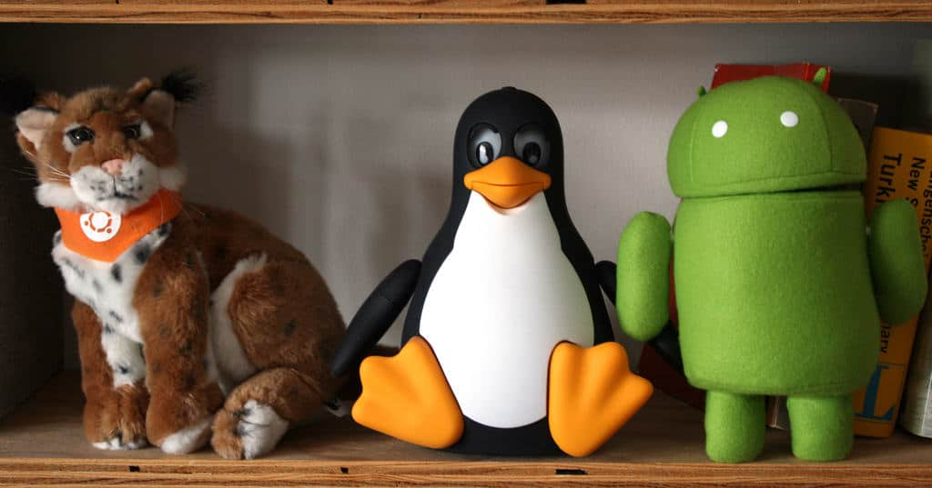 The Linux penguin is your friend — open-source firmware on your router will open up a world of possibilities.