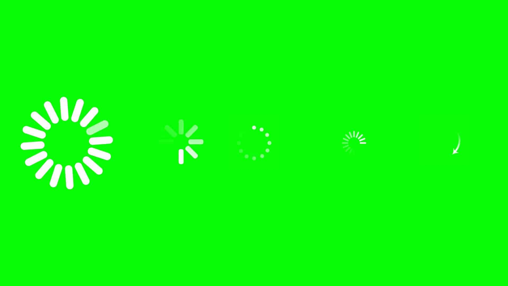 Your enemy: the dreaded buffering icon.