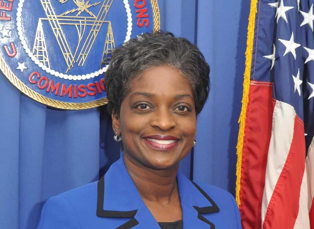 Mignon Clyburn, FCC Commissioner.