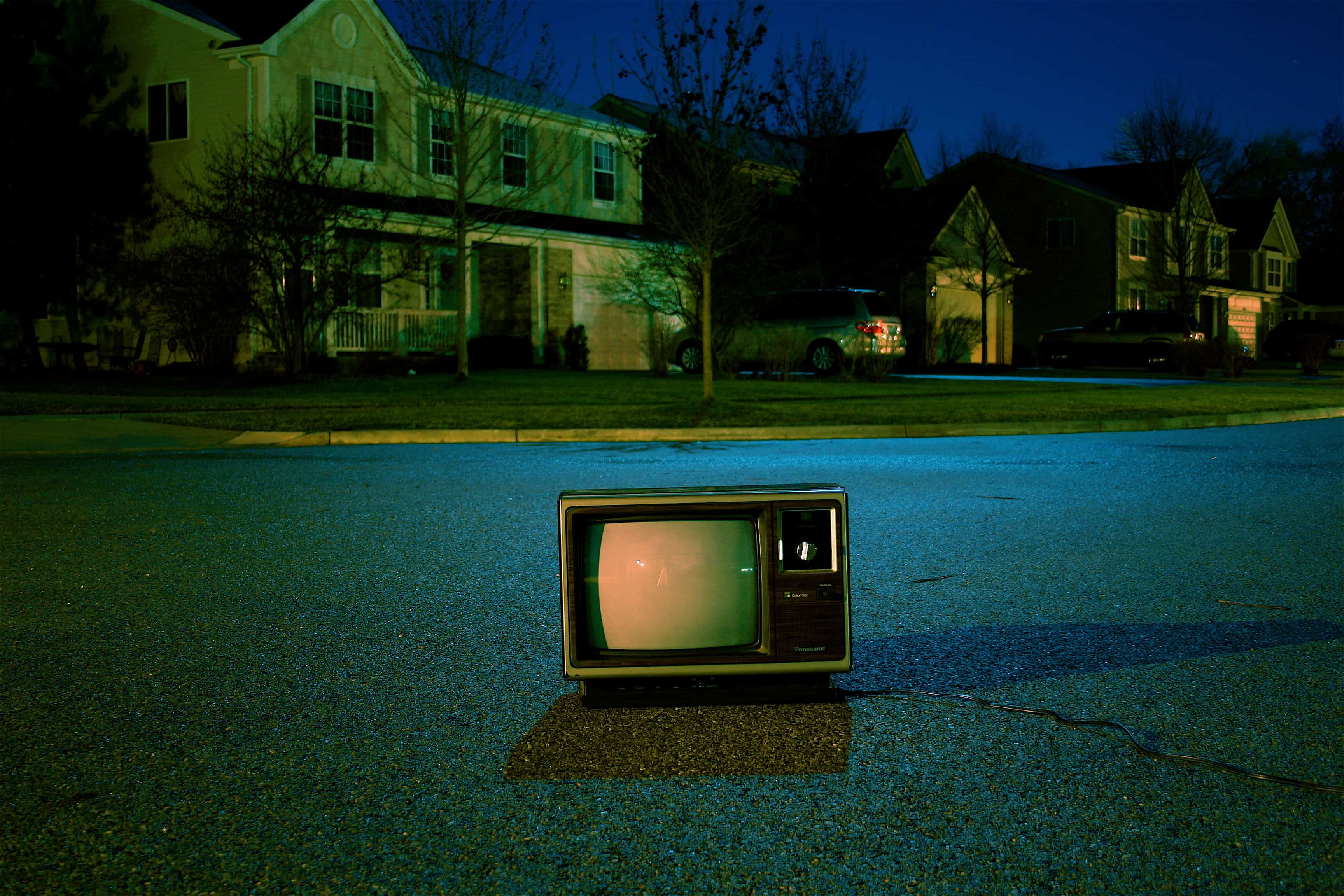 Don't rush to kick the TV to the curb.