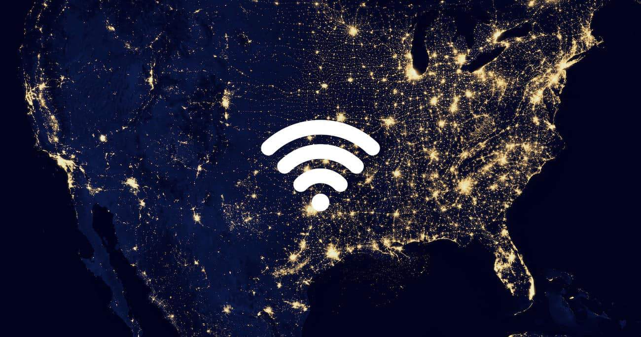 US States With the Worst and Best Internet Coverage 2018