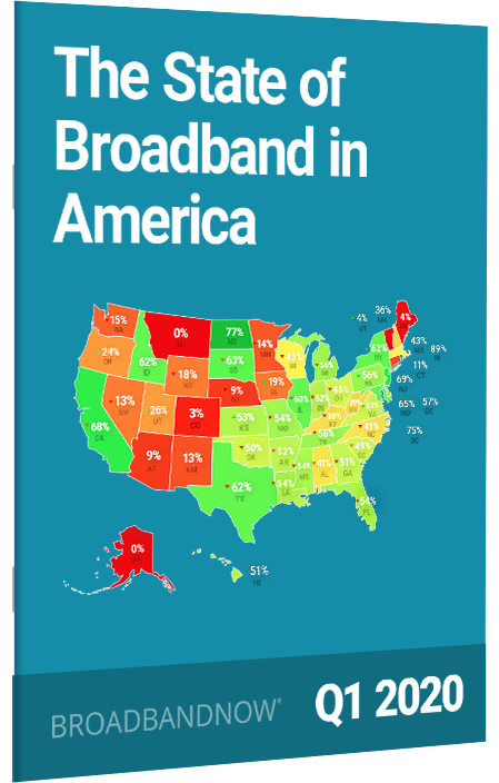 The State of Broadband in America, Q1 2020