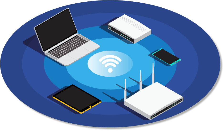 Secure Your Computer and Other Devices Connecting to the Router