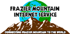 Frazier Mountain Internet Service