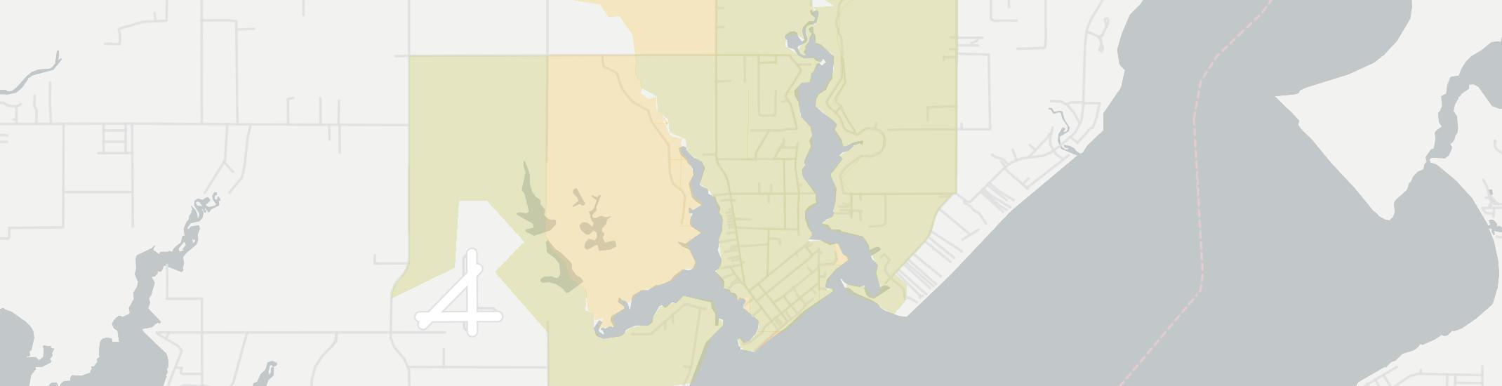 Perdido Beach Internet Competition Map. Click for interactive map.