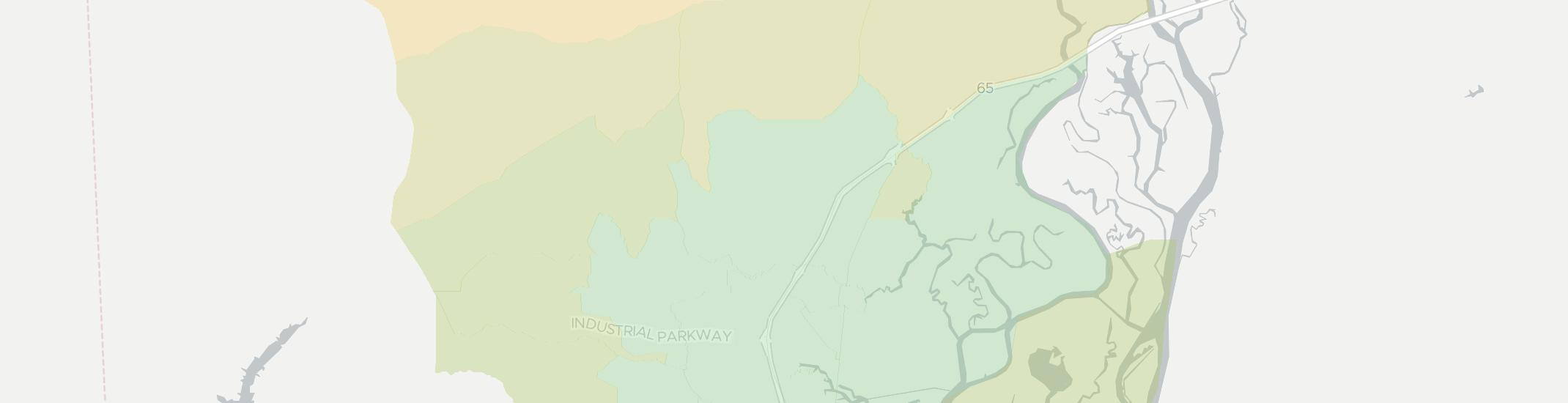 Saraland Internet Competition Map. Click for interactive map.
