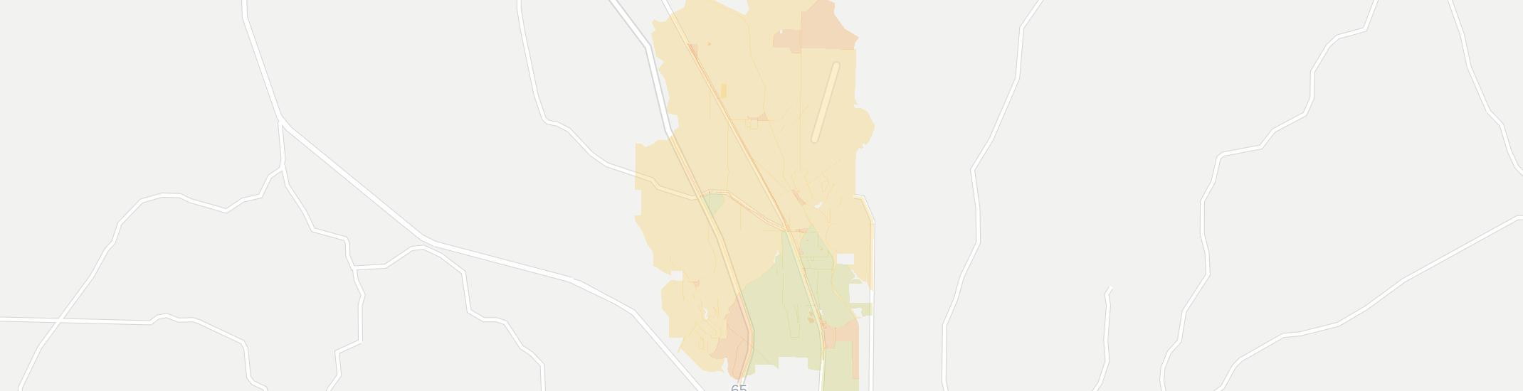South Vinemont Internet Competition Map. Click for interactive map.