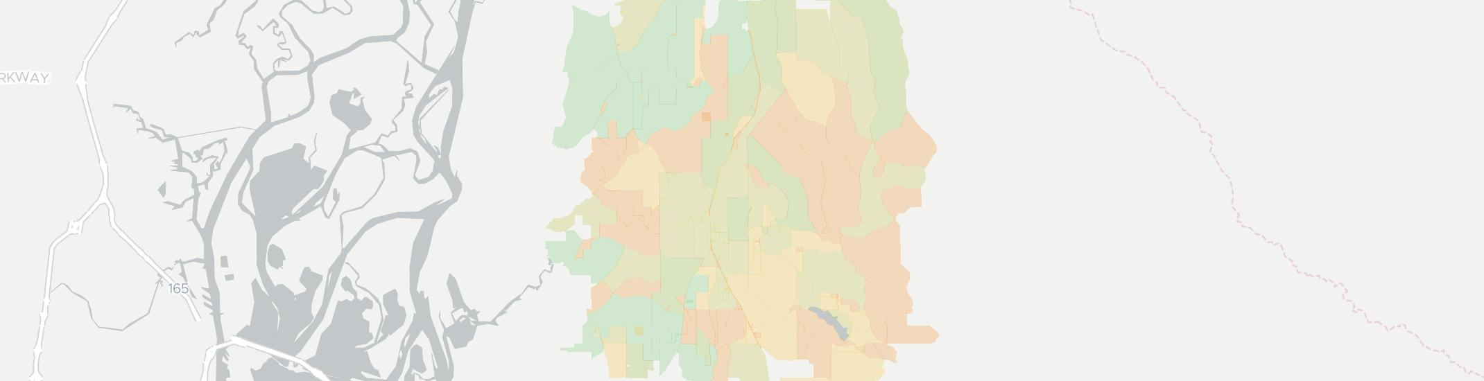 Stapleton Internet Competition Map. Click for interactive map.