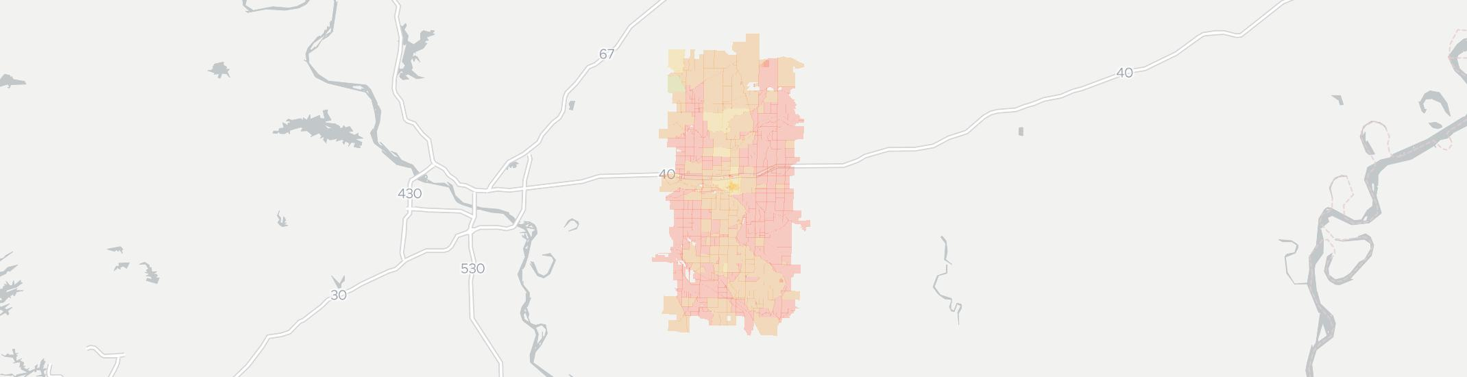 Internet Providers In Carlisle Ar Compare 8 Satellite Wiring Diagram Competition Map Click For Interactive