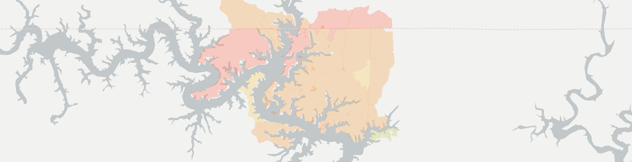Oakland Internet Competition Map. Click for interactive map.