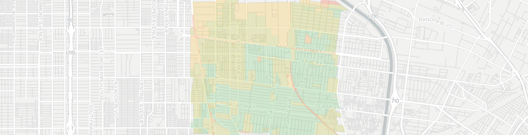 Huntington Park Zip Code Map.Huntington Park Zip Code Map Www Topsimages Com