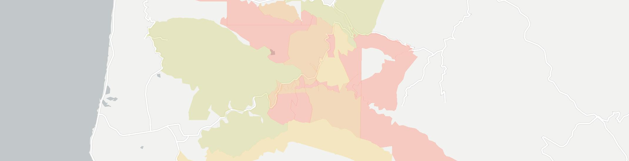 Loma Mar Internet Competition Map. Click for interactive map.