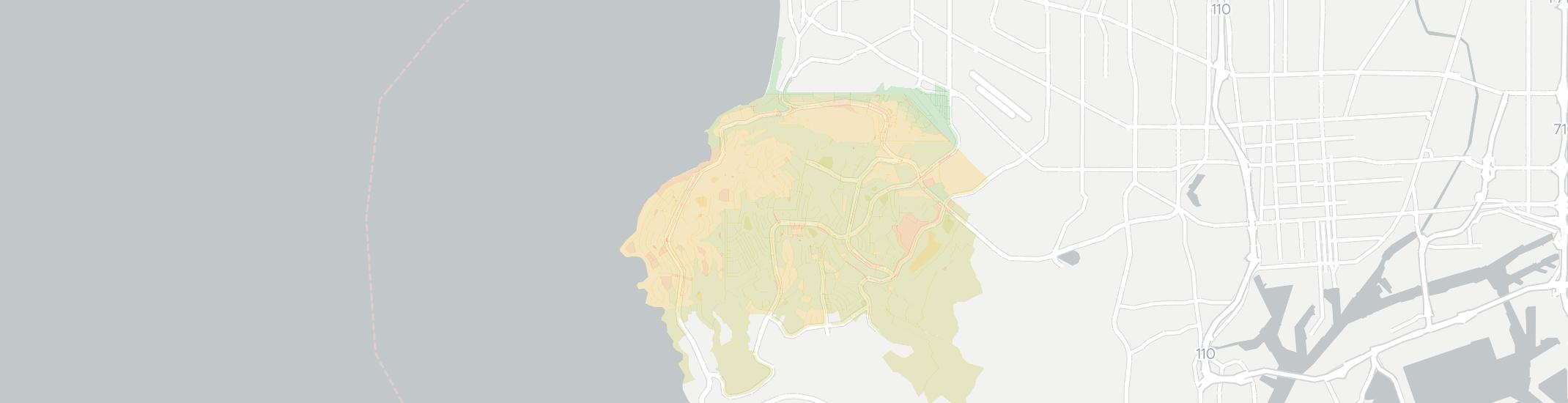 Palos Verdes Zip Code Map.Internet Providers In Palos Verdes Estates Ca Compare 14 Providers