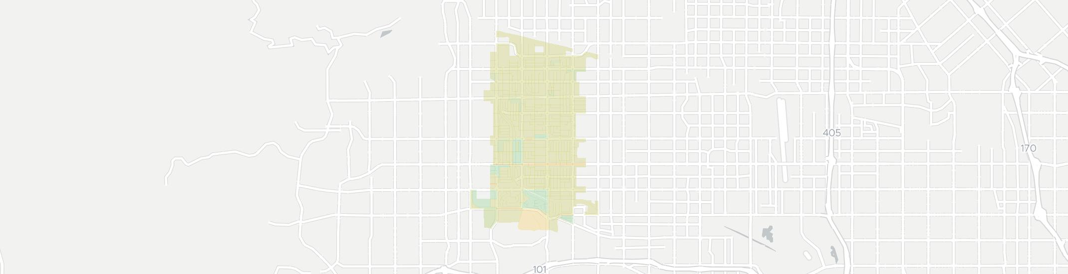 Winnetka Internet Competition Map. Click for interactive map.