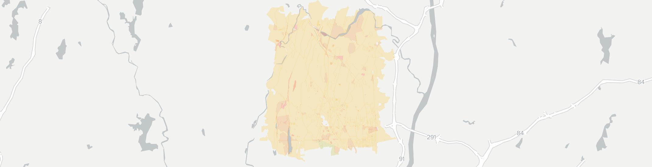 Bloomfield Internet Competition Map. Click for interactive map.