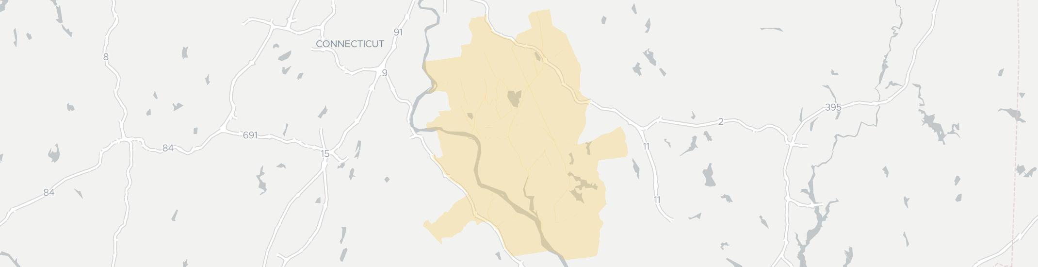 East Hampton Internet Competition Map. Click for interactive map.
