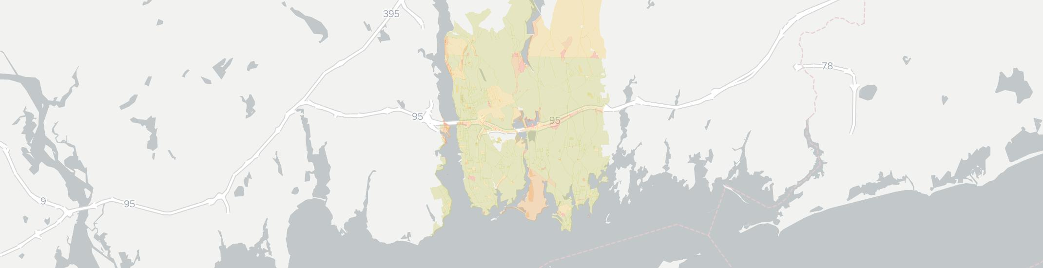 Groton Internet Competition Map. Click for interactive map.
