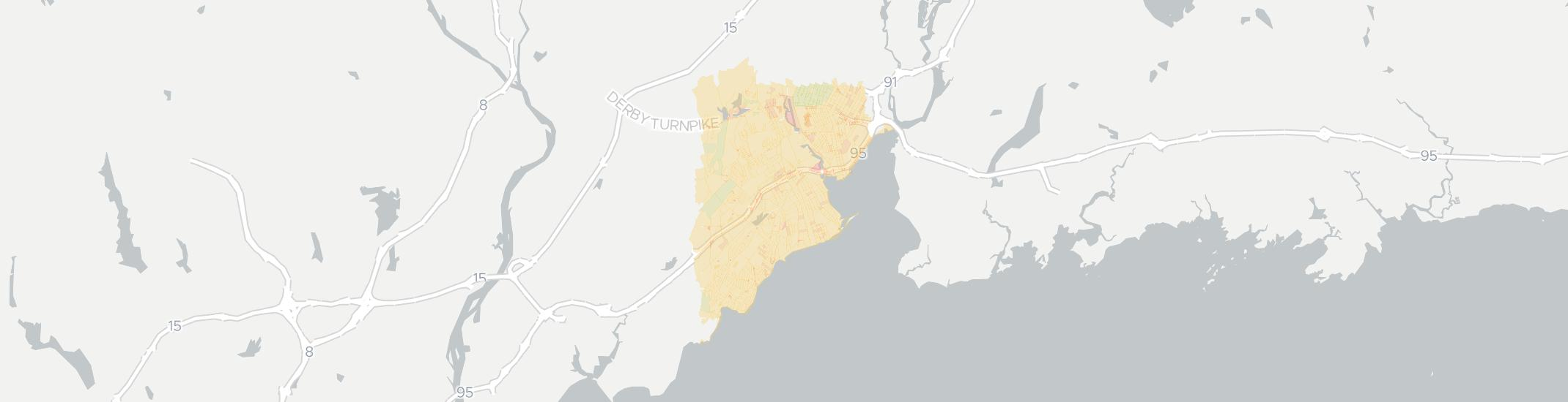 West Haven Internet Competition Map. Click for interactive map.