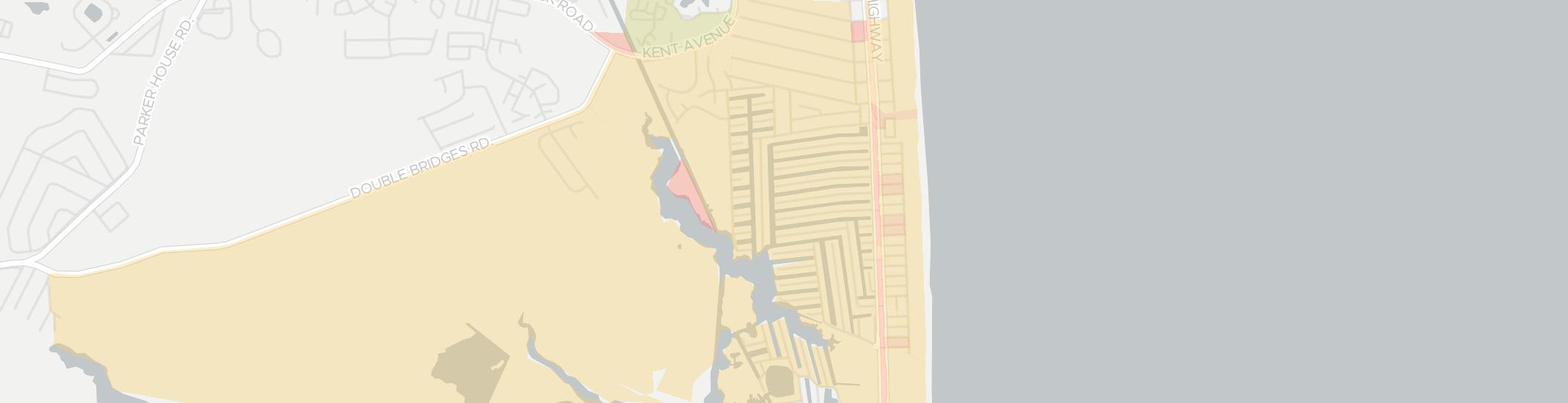 South Bethany Internet Competition Map. Click for interactive map.