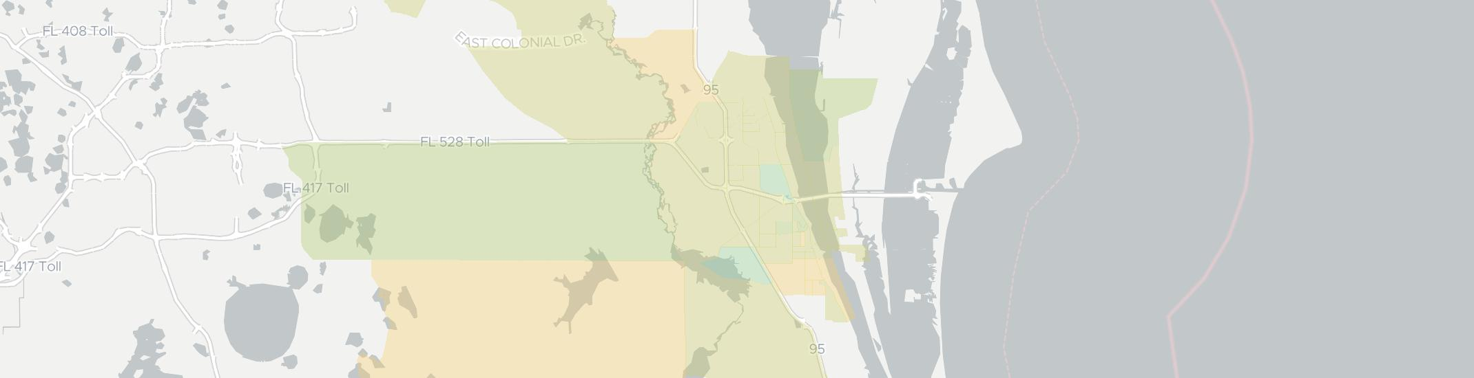 Cocoa Florida Map.Internet Providers In Cocoa Compare 15 Providers Broadbandnow Com