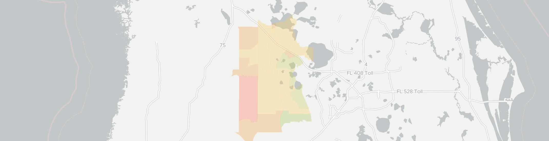Groveland Florida Map.Internet Providers In Groveland Fl Compare 16 Providers
