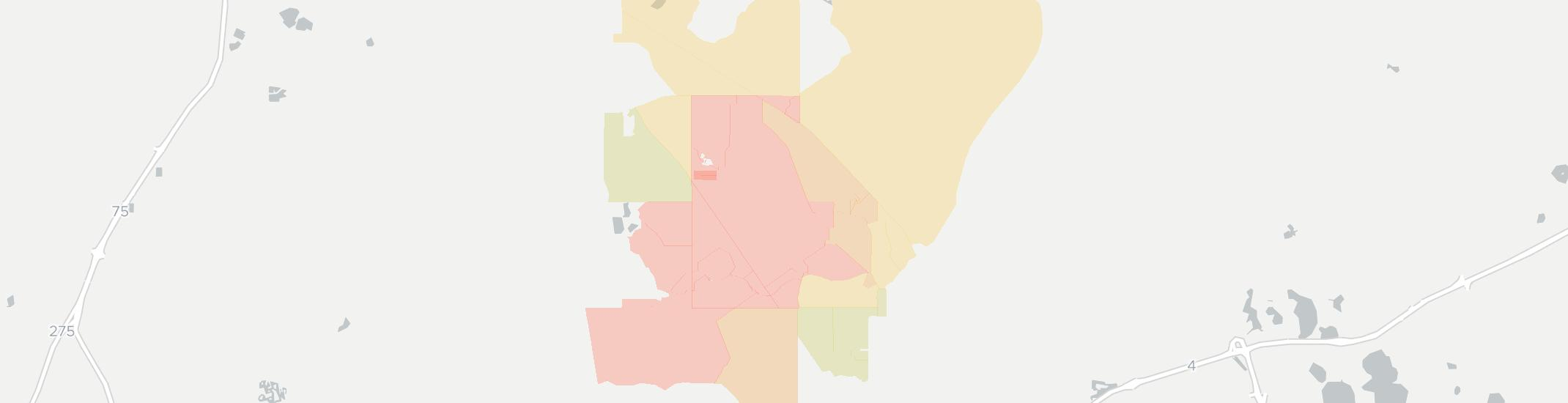 Kathleen Internet Competition Map. Click for interactive map.