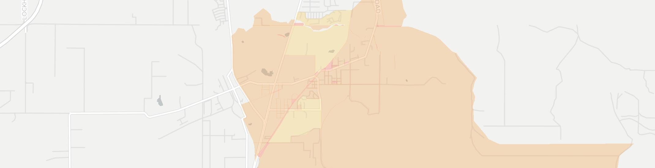 Lacoochee Internet Competition Map. Click for interactive map.