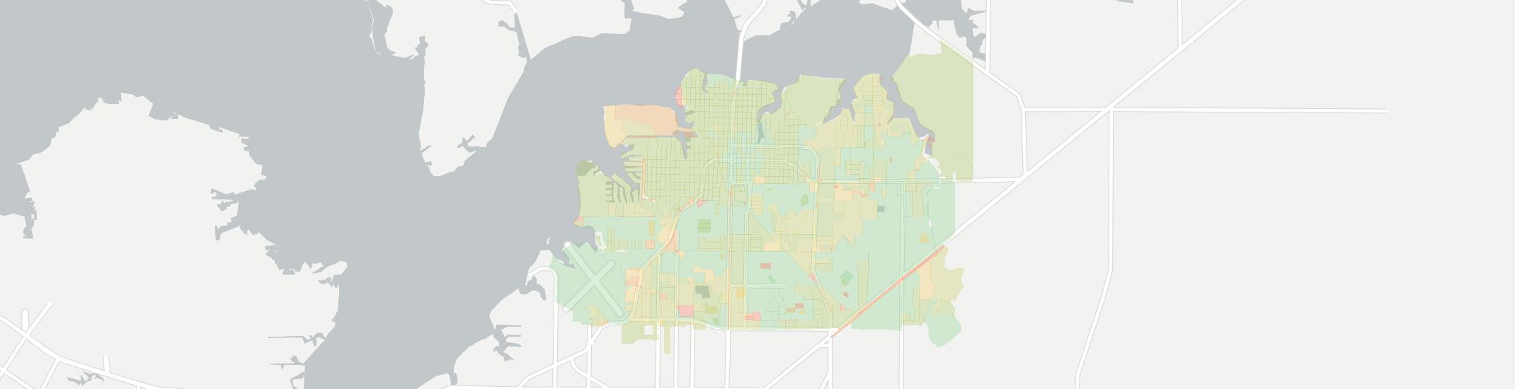 Map Of Lynn Haven Florida.Internet Providers In Lynn Haven Compare 10 Providers