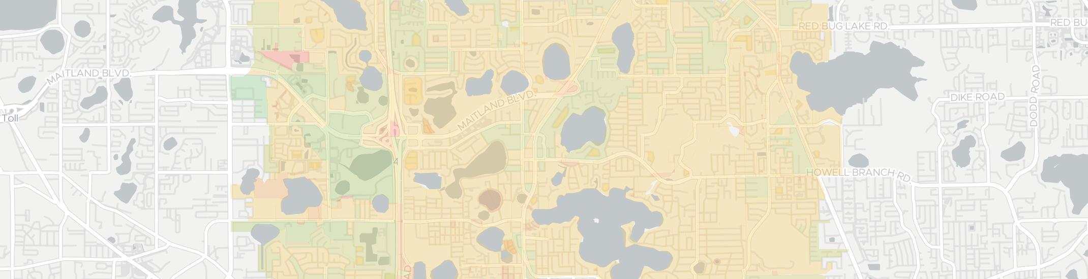 Maitland Florida Map.Internet Providers In Maitland Fl Compare 14 Providers
