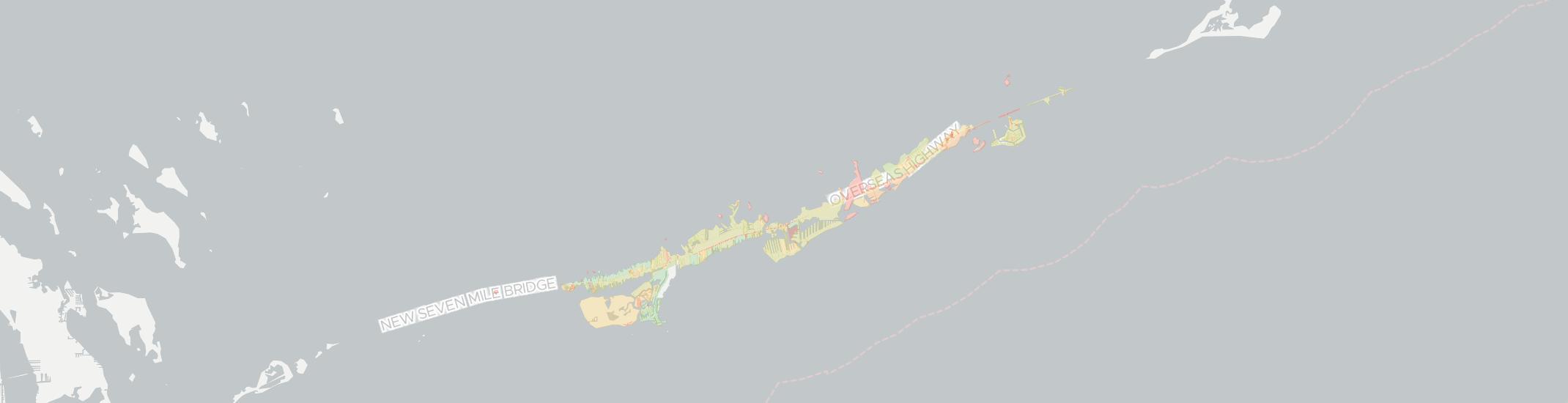 Map Of Marathon Florida.Internet Providers In Marathon Fl Compare 10 Providers
