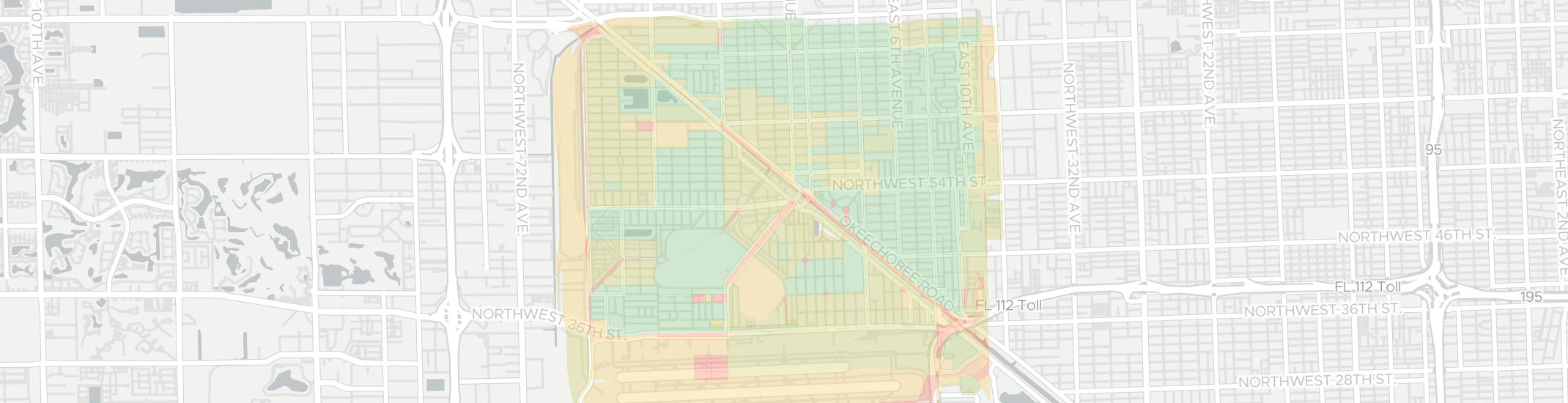 Miami Springs Florida Map.Internet Providers In Miami Springs Fl Compare 12 Providers