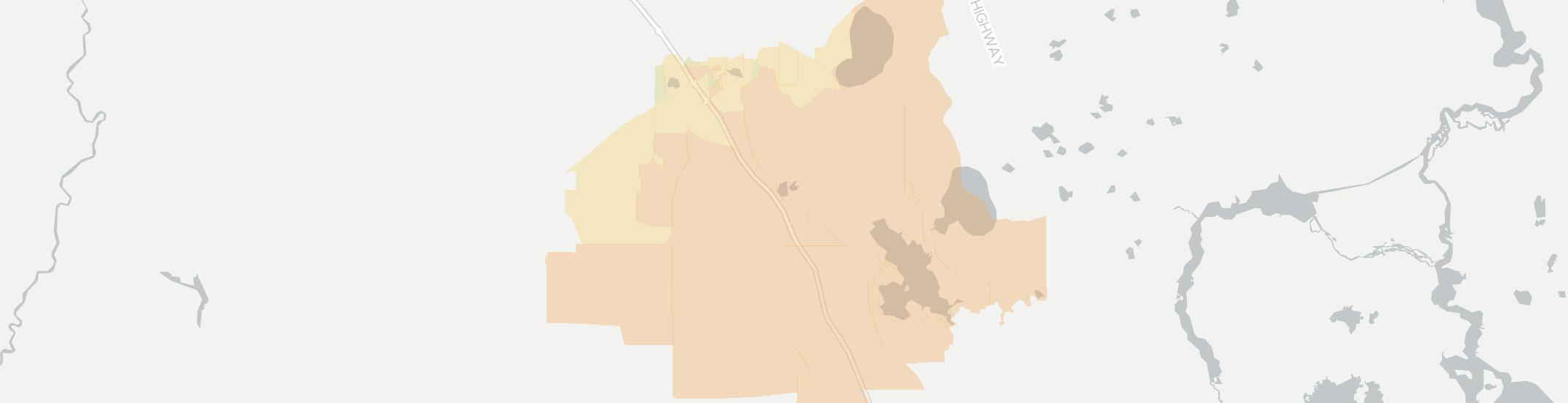 Micanopy Internet Competition Map. Click for interactive map.