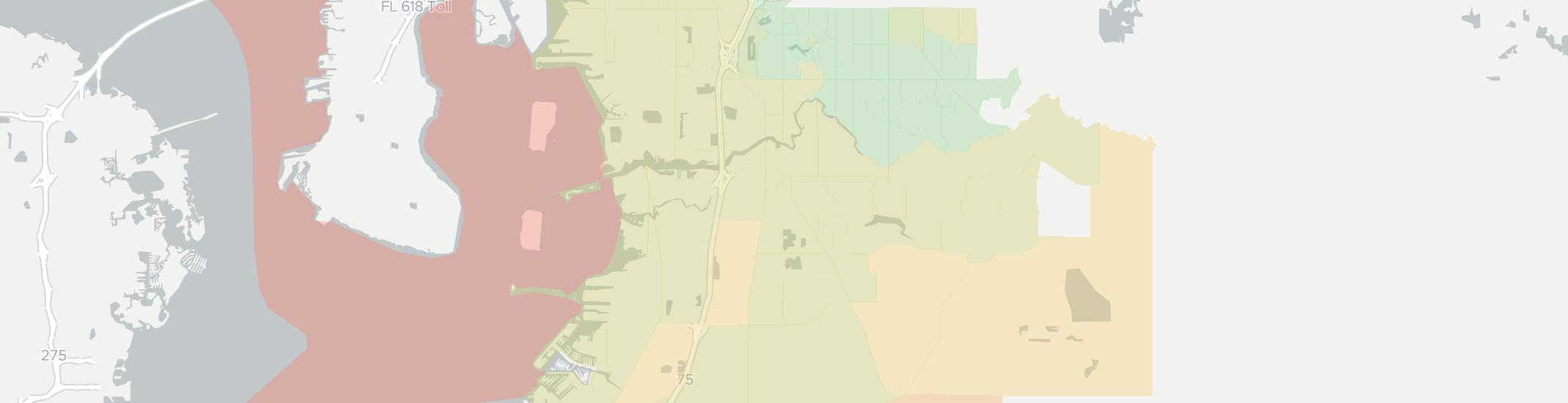 Riverview Florida Map.Riverview Fl Has 17 Internet Service Providers Broadbandnow Com