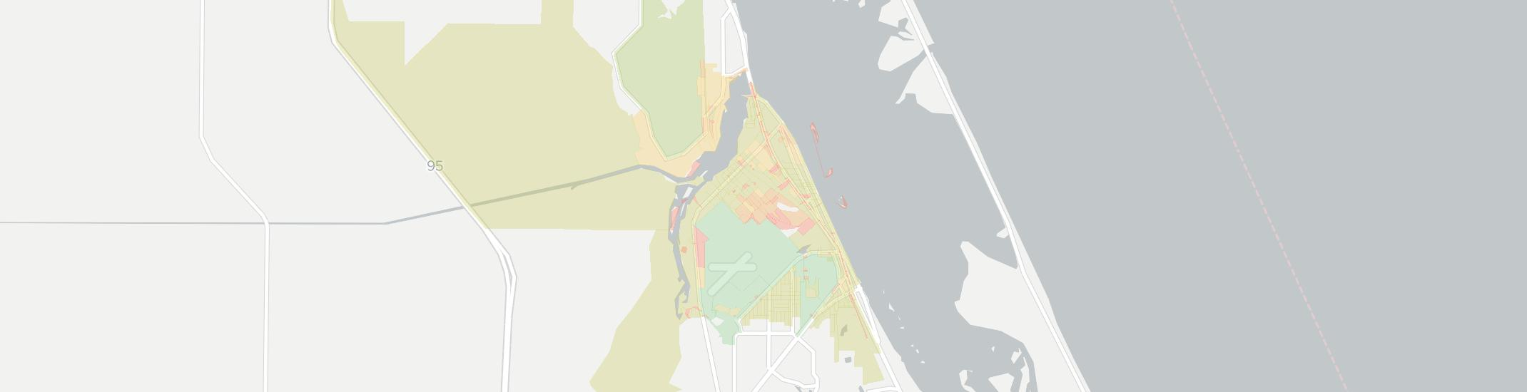Roseland Internet Competition Map. Click for interactive map.