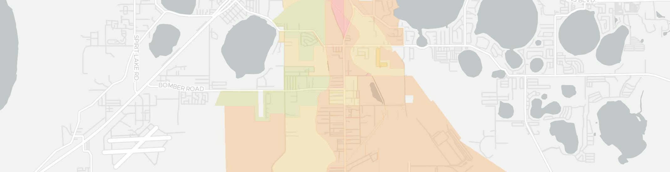 Wahneta Internet Competition Map. Click for interactive map.