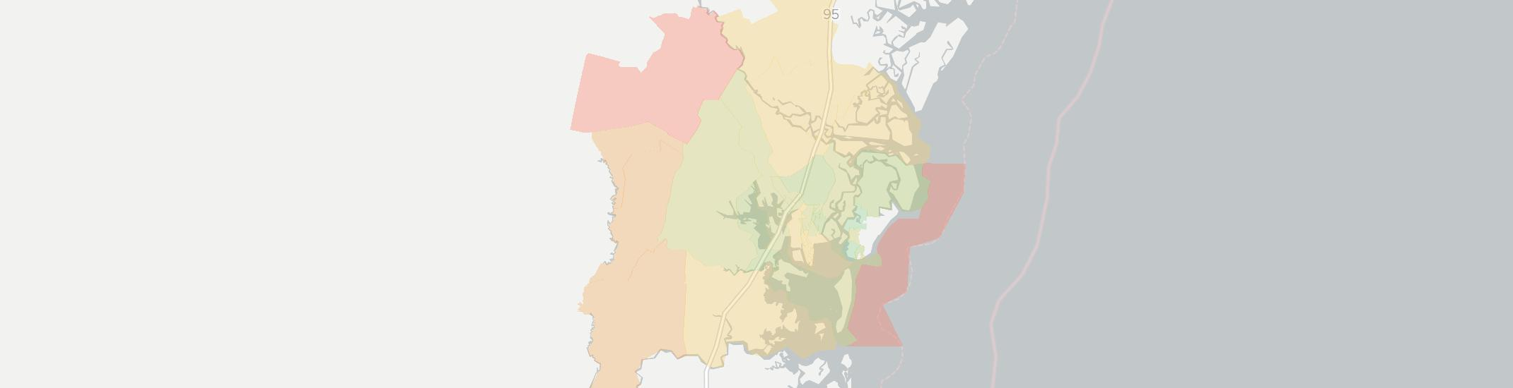 Brunswick Internet Competition Map. Click for interactive map.