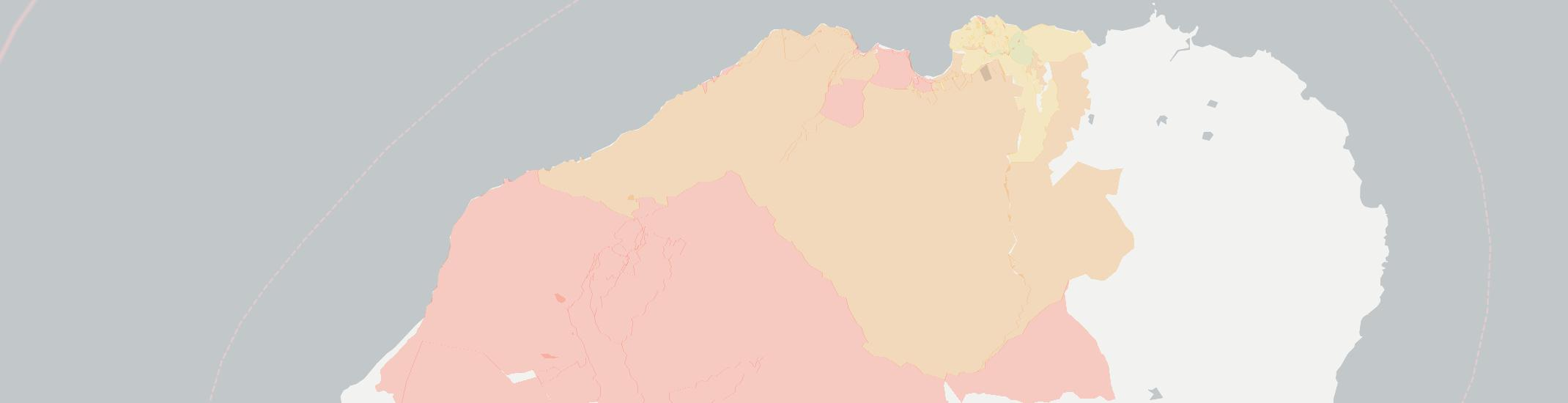 Hanalei Internet Competition Map. Click for interactive map.