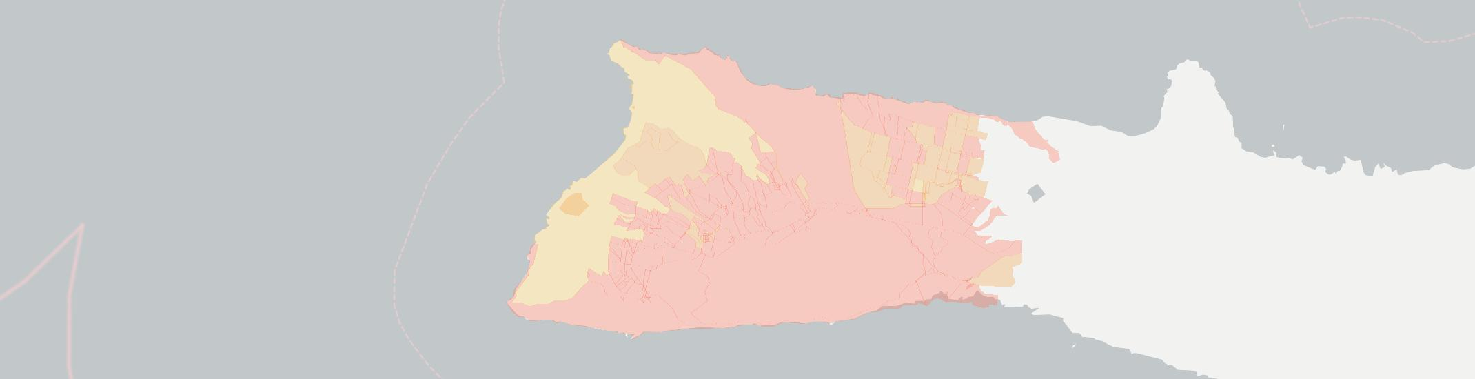 Maunaloa Internet Competition Map. Click for interactive map.