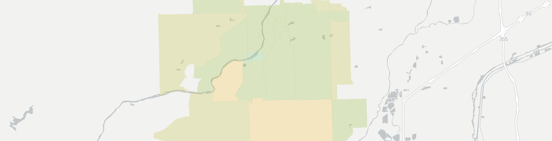 Oswego Il Zip Code Map.Oswego Il Has 21 Internet Service Providers Broadbandnow Com