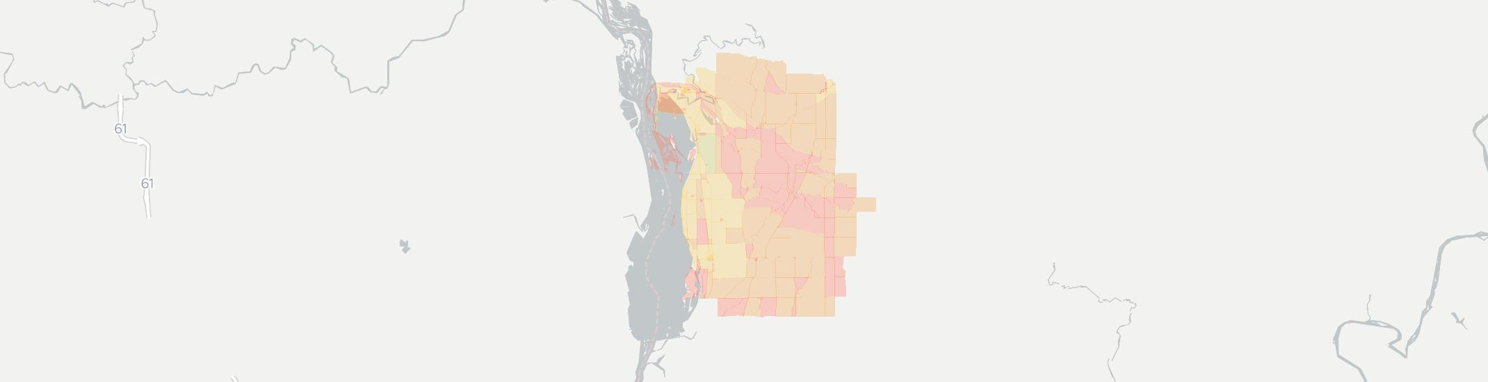 Thomson Illinois Map.Internet In Thomson Il See All 11 Internet Providers